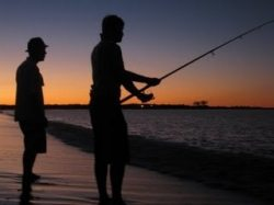 Try your fishing skill in Port Hedland