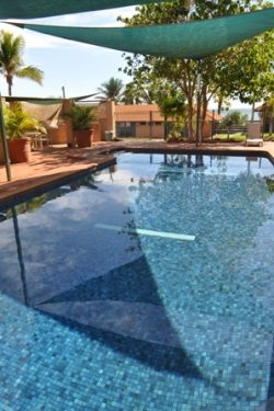 Cool off at the Hospitality Port Hedland pool
