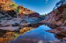 Karijini National Park - just a few hours away!